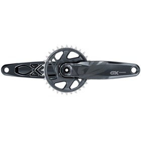 "SRAM GX Eagle Fat Bike 4"" DUB Pédalier 12 vitesses 30T DM, lunar"